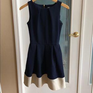 Closet UK Fit and Flare Dress